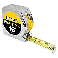 Stanley 33-116 Regla de cinta PowerLock de 16 pies