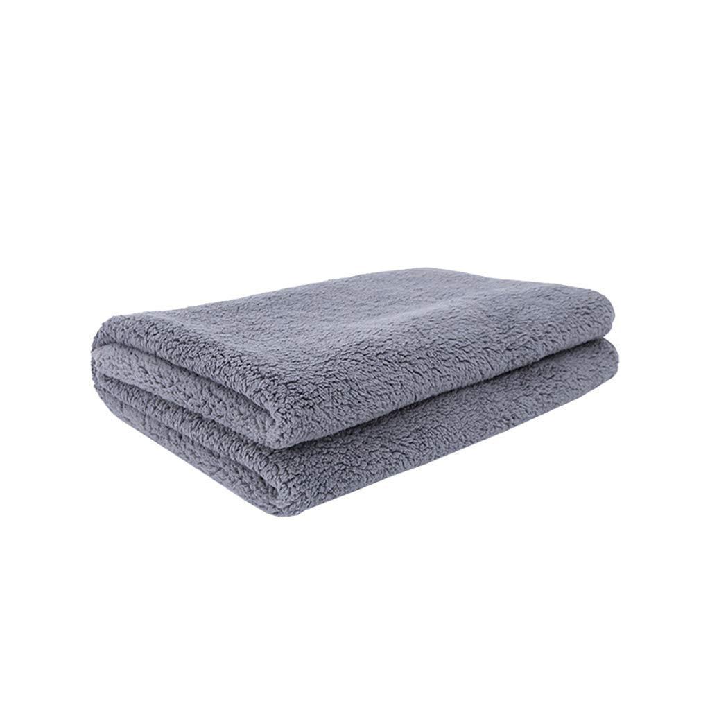 ソファの毛布のために投げる、毛布を投げるフェイクフリースフリース北欧風毛布小さな毛布ナップ毛布厚い毛布(カラー:B、サイズ:127&回; 178cm) B07QPM2Q3X