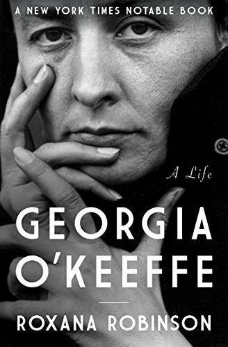 Georgia O'Keeffe: A Life cover