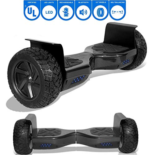 NHT Hoverboard - All Terrain Rugged 8.5