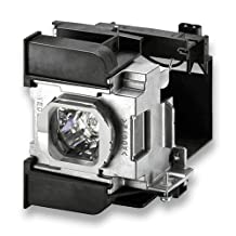 Replacement Lamp for Panasonic PT-AE8000 Projector with Housing by HMHLamps