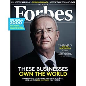 Forbes, April 22, 2013 Periodical