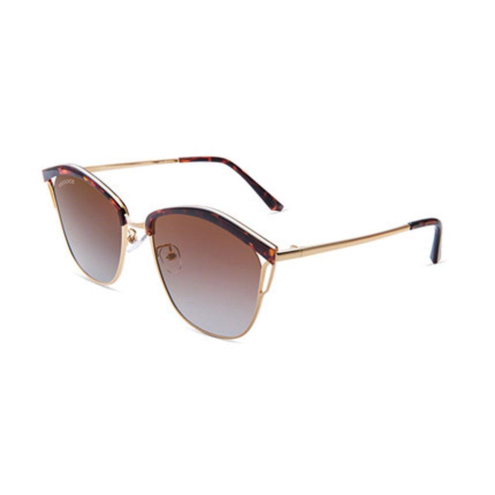 CH ZYTYJ ZY Sra. Gafas de sol polarizadas mujer nueva moda cara redonda  gafas finas Sra. Gafas de sol 341dd8e503f0