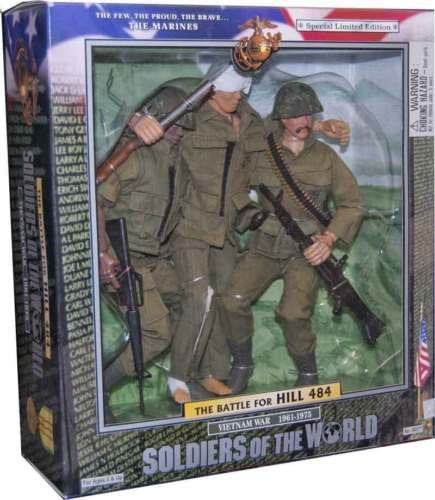 1998 Toy - 1998 Soldiers of the World