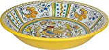 Yellow Rooster Le Cadeaux Melamine Dinnerware, Salad Bowl