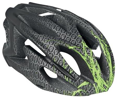 Powerslide Erwachsene Helm VI Race Pro Schwarz S/M 903172/3