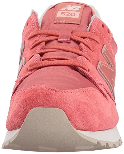Women's Copper 520v1 Sneaker Sediment Balance New Rose wgRHZv