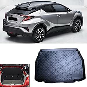 2016 2017 for toyota c hr interior accessories car boot pad cargo liner floor mat. Black Bedroom Furniture Sets. Home Design Ideas