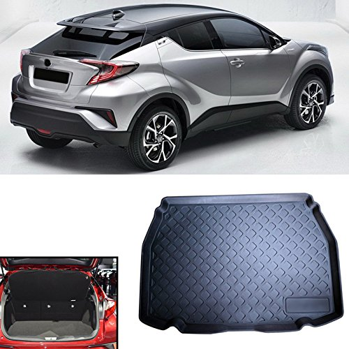 2016 2017 For Toyota C-HR Interior Accessories Car Boot Pad Cargo Liner Floor Mat Protect