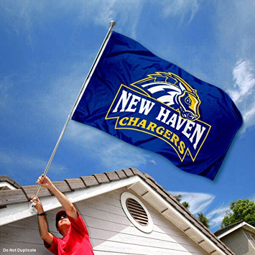 New Haven Chargers College Flag