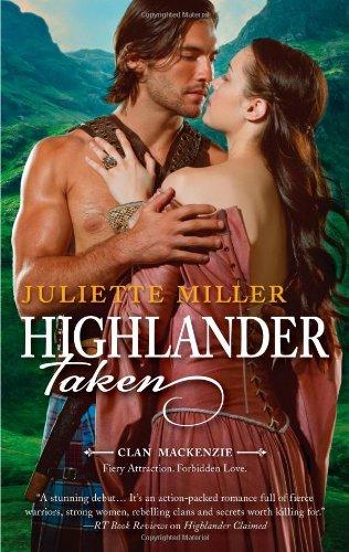 Highlander Taken Juliette Miller product image