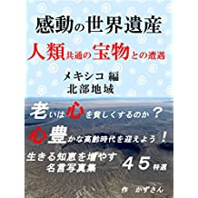 Raising the sentiment of journey Fascination of world heritages Northern area in Mexico (Japanese Edition)
