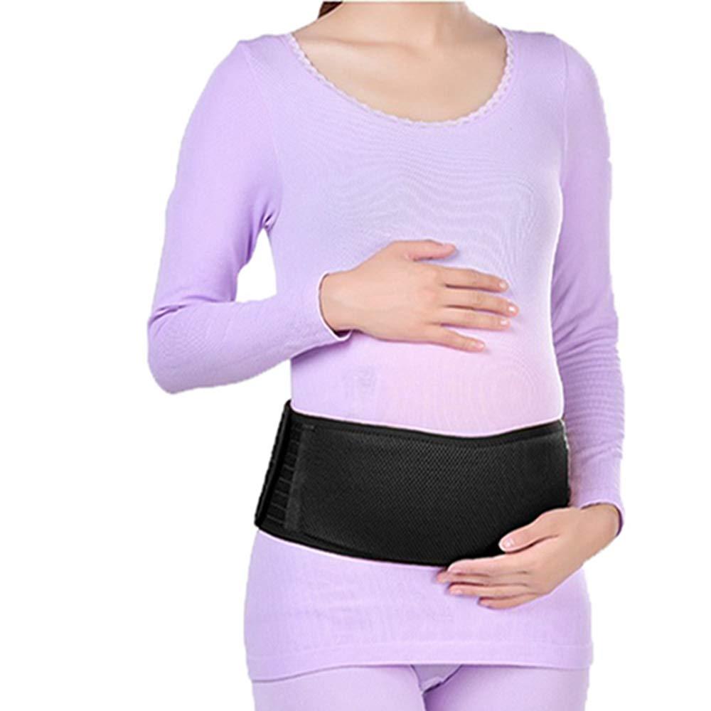 QIQI Apoyo prenatal preNatal con un cómodo estómago Transpirable ...