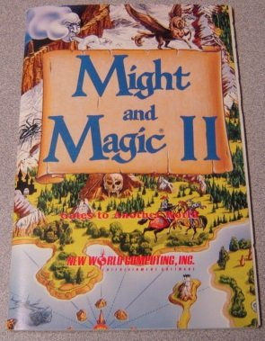 Might and Magic II: Gates to Another World (Might And Magic Ii Gates To Another World)