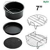 Air Fryer Accessories Set/Kit of 5 for Universal Deep Fryer of...