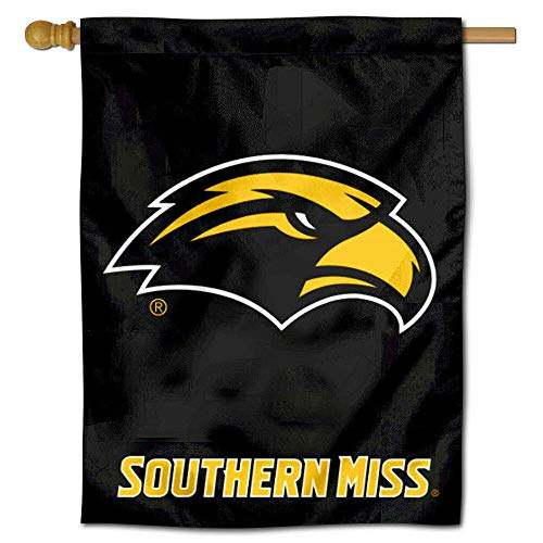 Southern Miss Eagles House Flag Banner