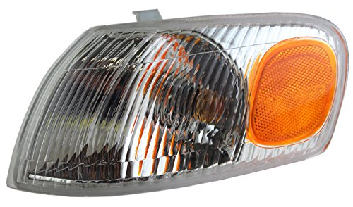(Toyota Corolla 98-00 Left Lh Side Marker Signal Corner Light Lamp)