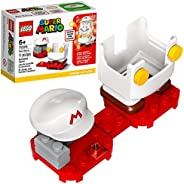 LEGO Super Mario Fire Mario Power-Up Pack 71370; Building Kit for Creative Kids to Power Up The Mario Figure i