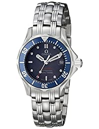 Omega Women's 2224.80.00 Seamaster 300M Quartz Watch by Omega