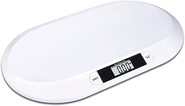 Schramm® Baby Scale flat digital up to 20kg Baby Scale Nursing Scale Animal