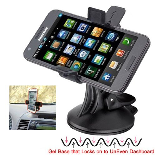 phone mount low profile - 4