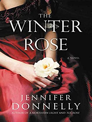 book cover of The Winter Rose