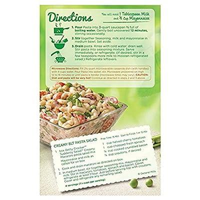 Macaroni Salad Recipe Betty Crocker