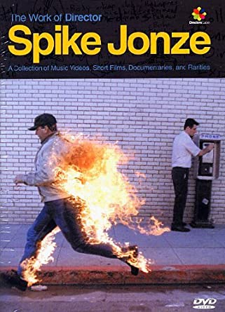 The Work Of Director Spike Jonze [DVD]: Amazon co uk: Mark