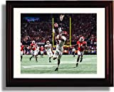 national championship football - Framed DeVonta Smith Catch - Alabama Wins 2017 National Championship! 8x10