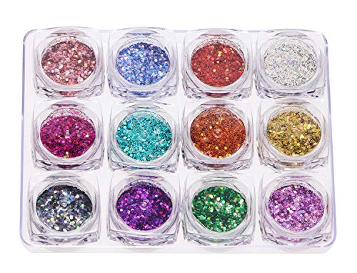 Nice Festival Body Glitter Makeup Highlighter Mermaid Sequin Cream Gel Hair Shimmer Lips Eye Shadow Glitter Makeup Accessories Bringing More Convenience To The People In Their Daily Life Eye Shadow