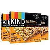 Kyпить KIND Healthy Grains Granola Bars, Oats & Honey with Toasted Coconut, Gluten Free, 1.2oz Bars, 15 Count на Amazon.com
