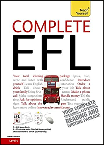 Complete English as a Foreign Language: Teach Yourself (Book/CD Pack