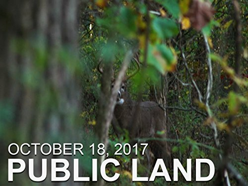 (October 18 - Public Land: Ground Encounter With a)