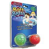 Colourful Bath Bomb Gelli Baff Blast Pack of 2 - Create a colourful fizzing bath adventure baby bath bomb by Gelli Baff