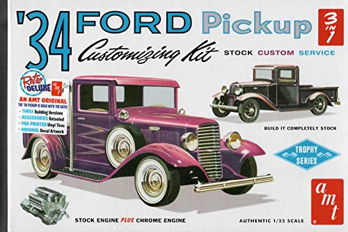 AMT AMT1120 1/25 1934 Ford Pickup