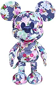 Disney Year of The Mouse Collector Plush - Floral Mickey Mouse