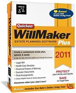 Buy Nolo Quicken WillMaker Plus 2011 key