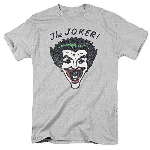 Batman+Retro+Shirts Products : Batman - Mens Retro Joker T-Shirt