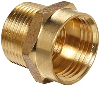 Anderson Metals Brass Garden Hose Fitting Connector 34 Female