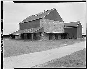 Photo Thomas Landing Barn Terminus Route 440 Thomas Landing New Castle County