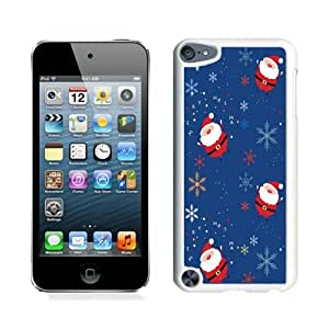 Diy Santa claus pattern White iPod Touch 5 Case 1 by icecream design