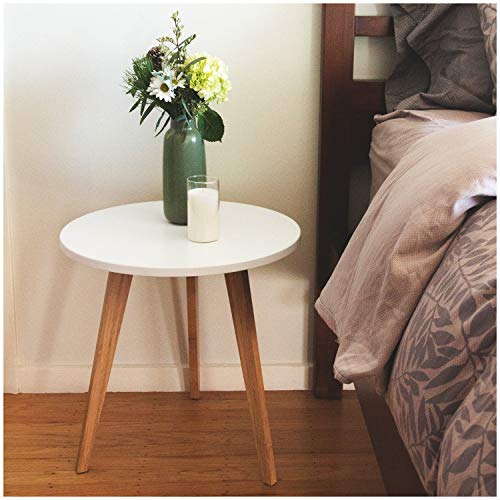 STNDRD. Mid-Century Modern End Table: Perfect Bedside Nights