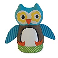 Boppy Gentle Forest Mirror Toy, Owen Owl