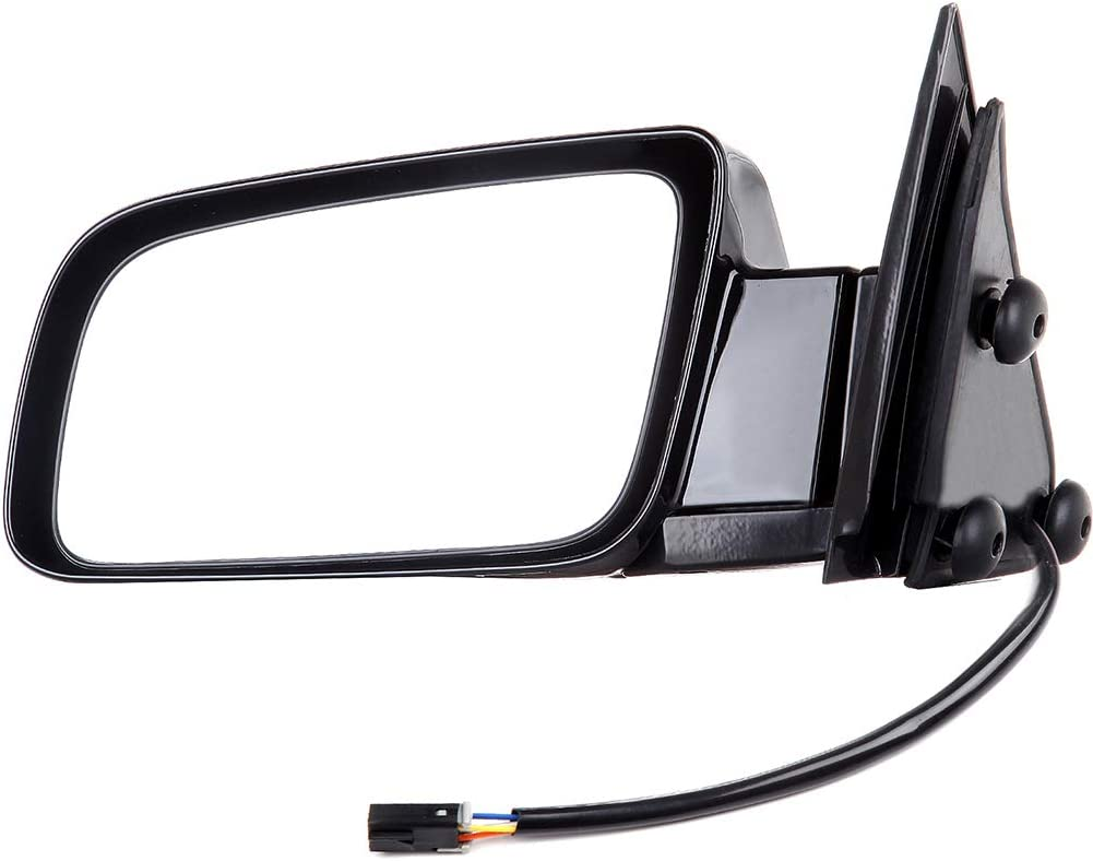 ANPART Side Mirrors Left Side and Right Side Fit for 1992-1994 Chevy Blazer 1988-1998 GMC Pickup Truck GMC Pickup Truck 1992-1998 GMC Suburban GMC Yukon Power Adjustment Manual Folding