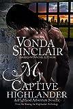 My Captive Highlander (Highland Adventure Book 7)