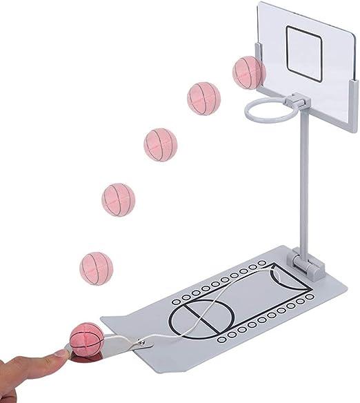 Acant Mini Juguetes De Baloncesto De Escritorio, Juguete Creativo ...