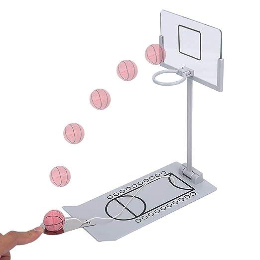 Mini Juguetes De Baloncesto De Escritorio, Juego De Tiro De ...
