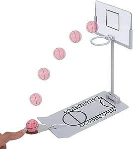 Acant Mini Juguetes De Baloncesto De Escritorio, Juego Creativo De ...