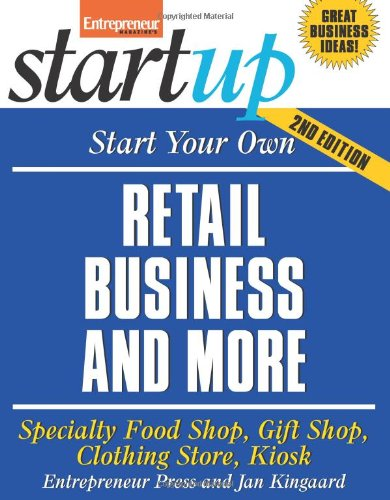 Read Online Start Your Own Successful Retail Business pdf epub