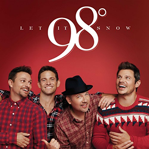98 Degrees - Let It Snow (LP Vinyl)